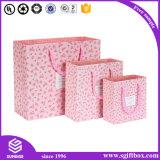 Rectángulo de regalo de la alta calidad para el empaquetado del paño del bebé
