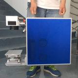портативная машина маркировки лазера волокна 50W для меди гравировки