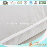 Ganso blanco de lujo abajo de la almohadilla de tres compartimientos