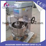 Кухня хлебопекарни варя смеситель 40L оборудования планетарный