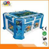Batida do tigre mais a máquina de jogo video dos peixes do tiro do PWB dos peixes do software