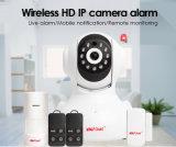 Домашний сигнал тревоги камеры аварийной системы WiFi системы безопасности с 64 беспроволочными зонами