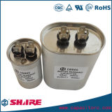 Capacitor do compressor do condicionador de ar Cbb65