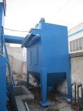 Máquina de acero de la placa de acero y del chorreo con granalla de la sección (Q69)