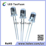 UVled-Lampe ringsum 5mm 365nm
