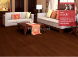 Sapele superficie de lustre mate de madera de múltiples capas Engineered Flooring 12mm