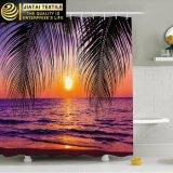 Tenda di acquazzone di lusso della spiaggia della palma del paese di sconto