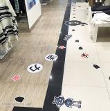 Personnalisé Tous les modèles Cheap Price Look Art Floor Sticker à vendre