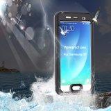 Samsung S7のための派閥水かちり止めの携帯電話の箱