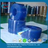 Sicherheits-Gefriermaschine-blaues glattes Vinyl-Belüftung-Plastiktür-Streifen-Vorhang