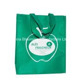 Sacchetto non tessuto riutilizzabile pieghevole del Tote poco costoso di acquisto per il supermercato