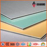 panel de revestimiento de aluminio material del metal de la capa de los 4ft*8ft Feve (AF-411)