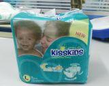 중국 공장 OEM 상표 아프리카 시장을%s 처분할 수 있는 아기 기저귀