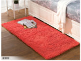 La alfombra de chenilla con Mat Mat puerta de la estera