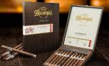 Фольга шикарного золота яркая горячая штемпелюя напечатала на пакете сигареты первой ранга