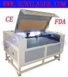 Машина лазера СО2 высокого качества для вырезывания и неметаллов гравировки