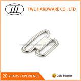 curvatura do slider do laço do dobro da liga do zinco 16.3G