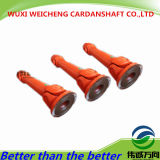 SWC産業機械のための頑丈なシリーズCardanシャフトかプロペラシャフト