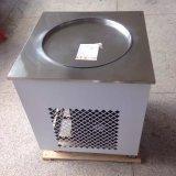 Handelsfischrogen-Eiscreme-Maschine mit 1 runder Wanne