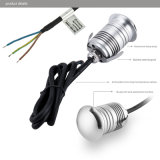 3W lampada esterna del giardino LED dell'indicatore luminoso sepolta LED IP67 di CA 110V 220V
