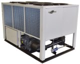 Novo tipo baixo refrigerador de água de refrigeração do parafuso do carbono ar para o condicionador de ar