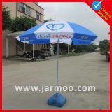 Зонтик пляжа напольного промотирования портативный