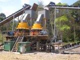 Agradável para o esmagamento de pedra do triturador do cone do composto do elevado desempenho
