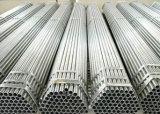 Vor-Galvanisiert ringsum Kohlenstoffstahl-Rohr für Baumaterialien