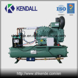 Unidade de condensação refrigerada a água com Compressor Bitzer
