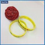 De Plastic Armbanden Van uitstekende kwaliteit van de Douane van de Producten van het silicone