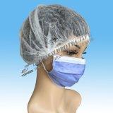 Maschera di protezione antinebbia non tessuta di SBPP, maschera di protezione chirurgica a gettare 3-Ply