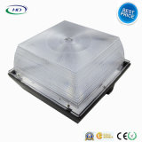 New Design LED Gas Station Light 90W com ETL / cETL, Dlc