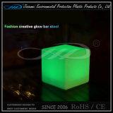 Cube extérieur à télécommande en meilleure décoration DEL de vente
