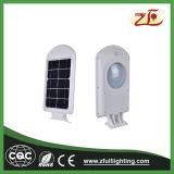 Lumière solaire de mur du prix usine 6W DEL