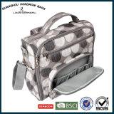 Grand sac convertible Sh-17070506 de sac à dos de couches-culottes de bébé