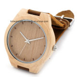 De beste Houten Horloges van het Bamboe van de Beweging van Japan voor Mensen