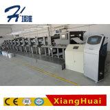 Six couleurs Type d'unité Machine d'impression Flexo entièrement automatique et enregistrée par ordinateur