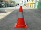 Jiachen PVC 500mm Cone de trânsito de alta qualidade