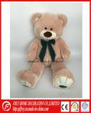 Jouet chaud mou d'ours de velours de vente pour le bébé