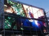 Afficheur LED extérieur d'écran chaud de la vente DEL de la qualité 2016