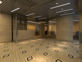 Mattonelle di marmo naturali del getto di acqua di /Stone per il pavimento