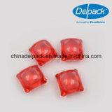 Película 15g de Souble da água & de vagem de ODM&OEM detergente líquido concentrado 4X vermelho, malote do líquido da lavanderia