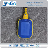 Interruttore di galleggiante del cavo dei pp per la pompa ad acqua, interruttore del livello del galleggiante dei pp per il raggruppamento