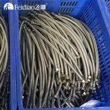 Heißer Edelstahl-umsponnener flexibler Schlauch des Verkaufs-Gut-304