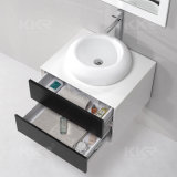Hot Design Cabinet Basin Artificial Stone Bathroom Vanity
