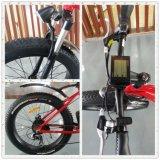 高級な500W電気バイクの変換キット、脂肪質のタイヤの電気バイク