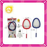 子供のスポーツのおもちゃの安いテニスのバドミントンラケットおもちゃ