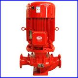 수직 다단식 스테인리스 화재 펌프의 국제적인 증명된 화재 펌프
