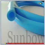 Tubo di rinforzo sporto variopinto della gomma di silicone con il filato della vetroresina