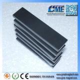 Magneten van de Magneten van het Blok van het Neodymium van N40uh F100X25X6mm de Zwarte Epoxy Met een laag bedekte